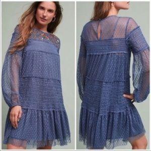 Anthro dress Maeve